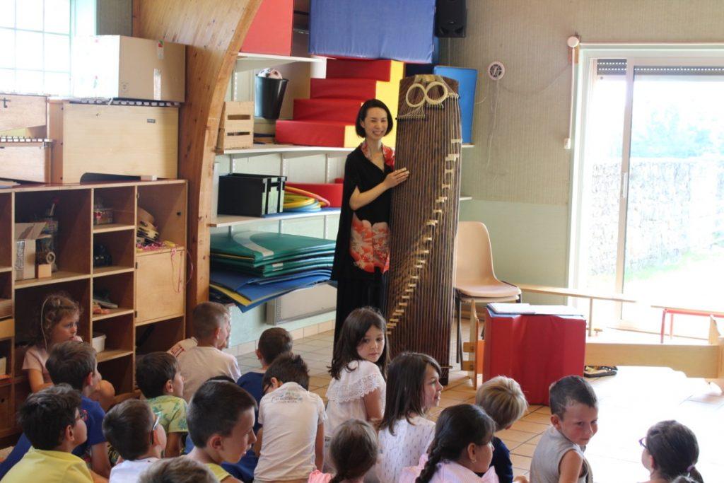 projet : Ecole itinérante